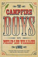 The Campfire Boys Book