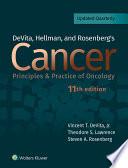 """DeVita, Hellman, and Rosenberg's Cancer"" by Vincent T. DeVita, Steven A. Rosenberg, Theodore S. Lawrence"