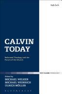 Calvin Today