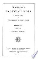 Chambers Encyclop Dia