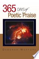 365 Days of Poetic Praise Book