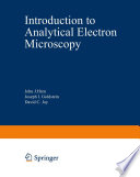 Introduction to Analytical Electron Microscopy