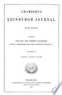 Chambers's Edinburgh Journal Pdf/ePub eBook
