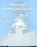 Meteorology For Scientists And Engineers Book PDF