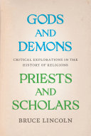 Gods and Demons  Priests and Scholars