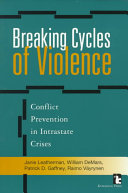 Breaking Cycles Of Violence