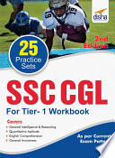 25 Practice Sets SSC CGL Tier I Workbook 2nd Revised Edition