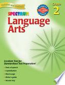 """Language Arts, Grade 2"" by Spectrum"
