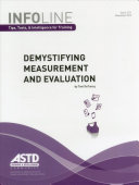 Demystifying Measurement and Evaluation