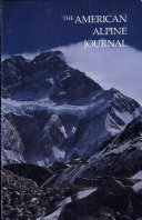 1992 American Alpine Journal