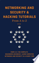 Networking and Security   Hacking Tutorials From A to Z   2021