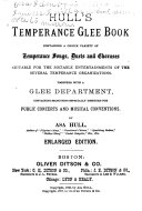 Hull s Temperance Glee Book