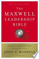 NKJV, Maxwell Leadership Bible, Third Edition, Hardcover, Comfort Print