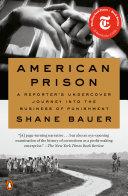 American Prison Pdf/ePub eBook