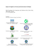 Impact of irrigation on poverty and environment in Ethiopia: draft ...