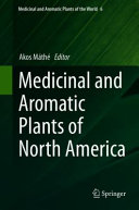Medicinal and Aromatic Plants of North America
