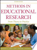 """""""Methods in Educational Research: From Theory to Practice"""" by Marguerite G. Lodico, Dean T. Spaulding, Katherine H. Voegtle"""