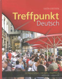 Treffpunkt Deutsch: Grundstufe, Student Activity Manual, Mygermanlab with Etext with Access Card