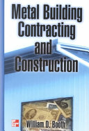 Metal Building Contracting and Construction Book
