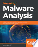 Learning Malware Analysis Book