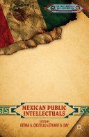 Mexican Public Intellectuals Pdf/ePub eBook