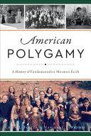 American Polygamy Pdf/ePub eBook