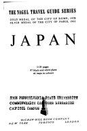 Nagel Travel Guide Series  Japan