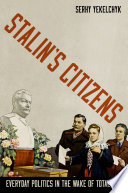 Stalin S Citizens Book