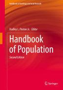 Handbook of Population Pdf/ePub eBook
