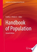 """Handbook of Population"" by Dudley L. Poston Jr."
