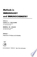 Methods in Immunology and Immunochemistry: Preparation of antigens and antibodies
