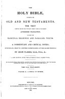 Pdf The Holy Bible Containing the Old and New Testaments