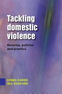 Tackling Domestic Violence