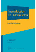 Introduction to 3-Manifolds