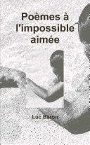 Poèmes à l'impossible aimée ebook