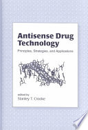 Antisense Drug Technology Book