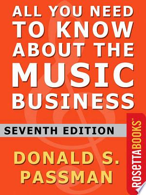 Free Download All You Need to Know About the Music Business PDF - Writers Club