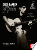 Diego Barber Compositions for Classical Guitar