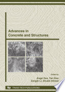 Advances in Concrete and Structures Book