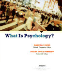Aie   What Is Psychology Book