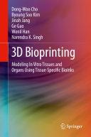 3D Bioprinting Pdf/ePub eBook