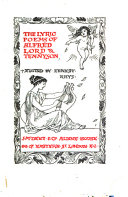 The Lyric Poems of Alfred Lord Tennyson