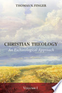 Christian Theology  Volume One