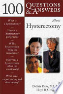 100 Questions Answers About Hysterectomy