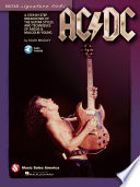 AC DC   Guitar Signature Licks