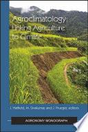 Agroclimatology