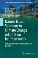 Nature-Based Solutions to Climate Change Adaptation in Urban Areas Pdf/ePub eBook