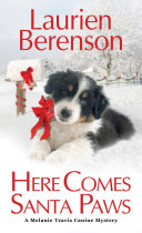 Here Comes Santa Paws Book