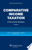 Comparative Income Taxation  : A Structural Analysis