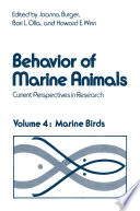 Behavior of Marine Animals